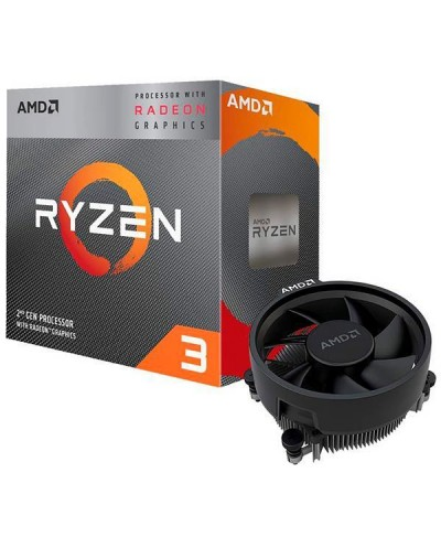 AMD Ryzen 3 2200G 4 Core /...