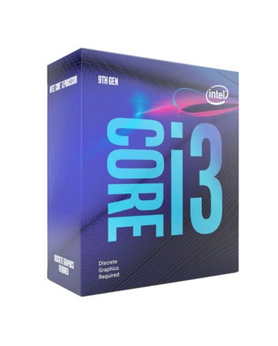 Intel Core I3 9100F 3.6Ghz,...